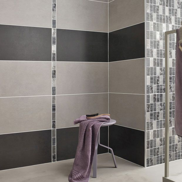 Les meubles gain de place dans la salle de bains salle de bain - Meuble salle de bain lapeyre ...