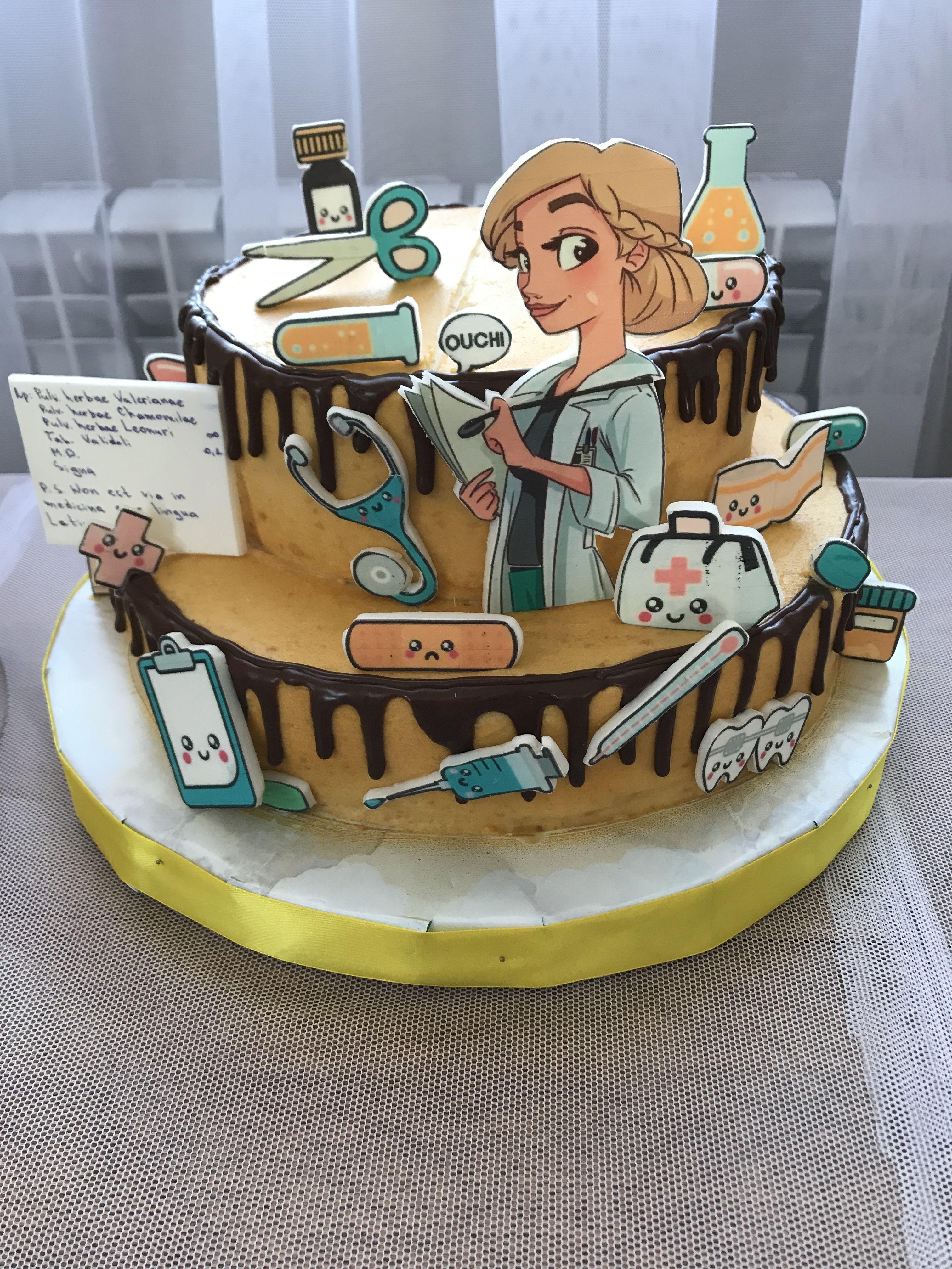 торт доктор картинки том, что бодрящий
