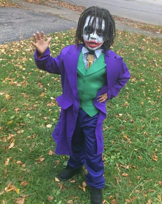 joker  Halloween  milmil  kids  costumes  c87e863b158b