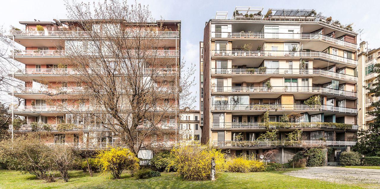 Giulio Minoletti - Condominio ai giardini d'Arcadia ... on Arcadia Backyard Designs id=38461