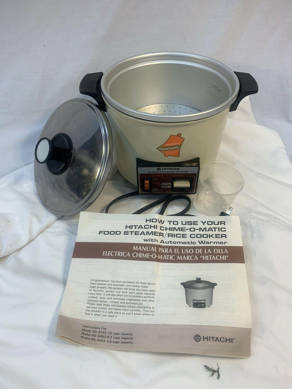 Details about Vintage Hitachi Chime-O-Matic 405P Automatic