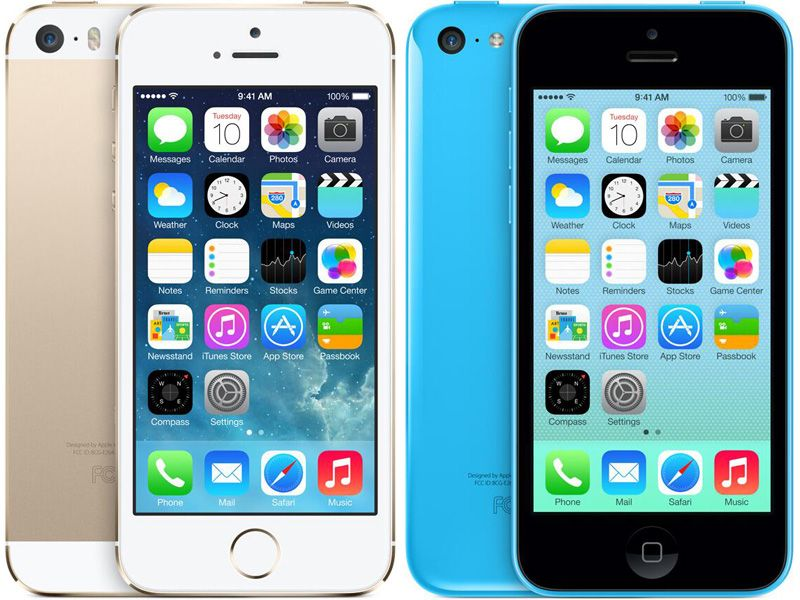 We now carry replacement parts for the iPhone 5S and 5C