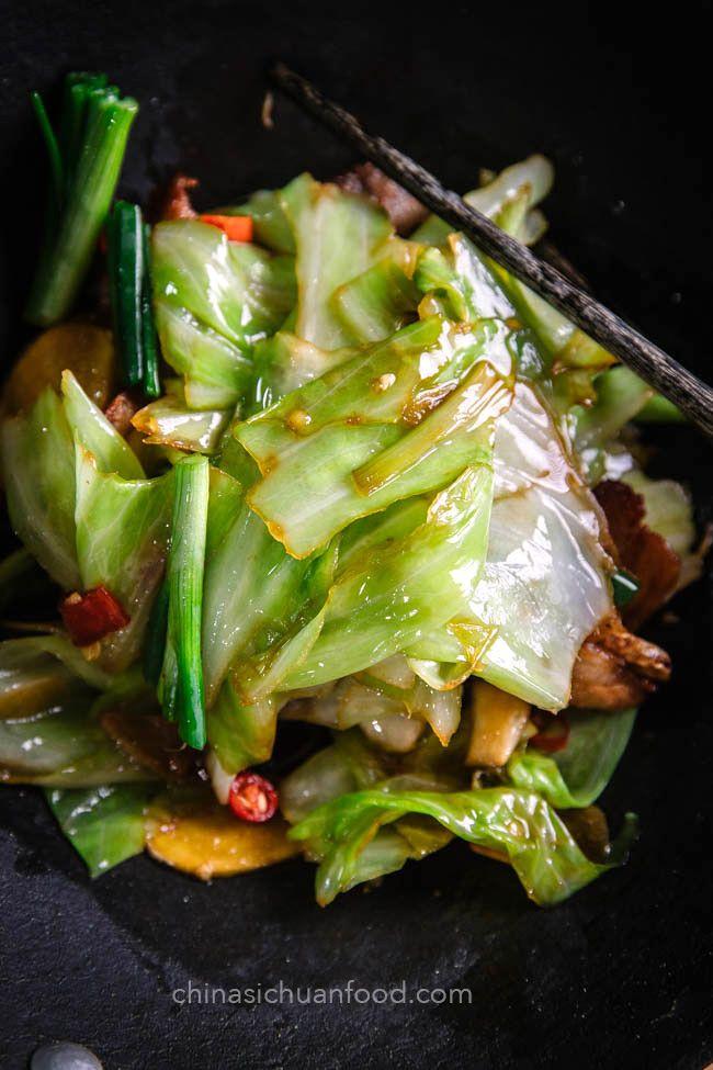 Pork and Cabbage Stir Fry #vegetablestirfry