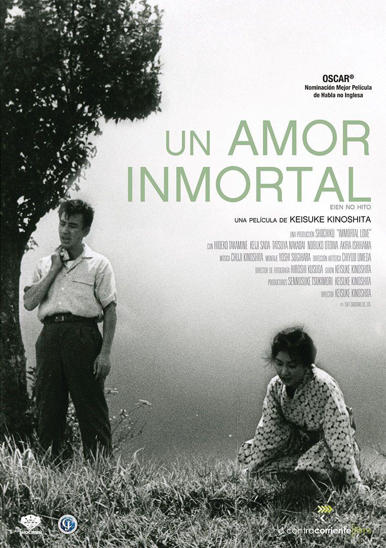 Un amor inmortal / una película de Keisuke Kinoshita http://fama.us.es/record=b2604407~S16*spi