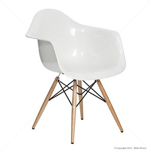 Eames Replica DAW Dining Chair   Buy Eames Armchair Replica And Charles Eames  Replicas On Sale Now At Milan Direct