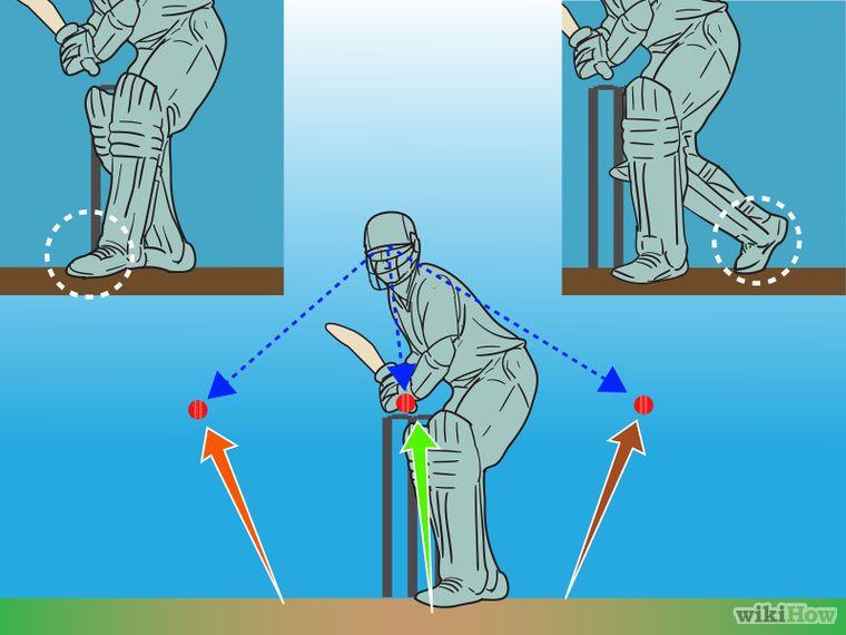 Be A Good Batsman Cricket Tips Cricket Coaching Cricket Time