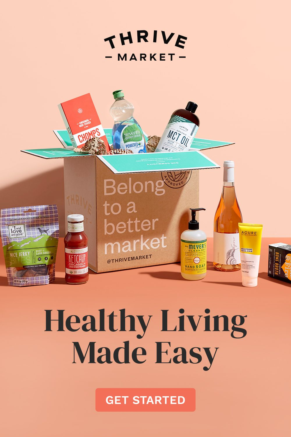 Extra 20 Off Organic Groceries In 2021 Organic Groceries Healthy Shopping Thrive Market