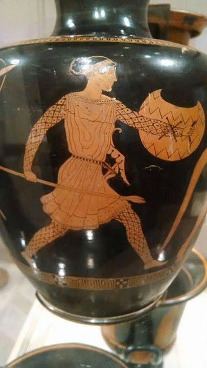 Thracian Or Amazon Thracians Greek Art Ancient Greece