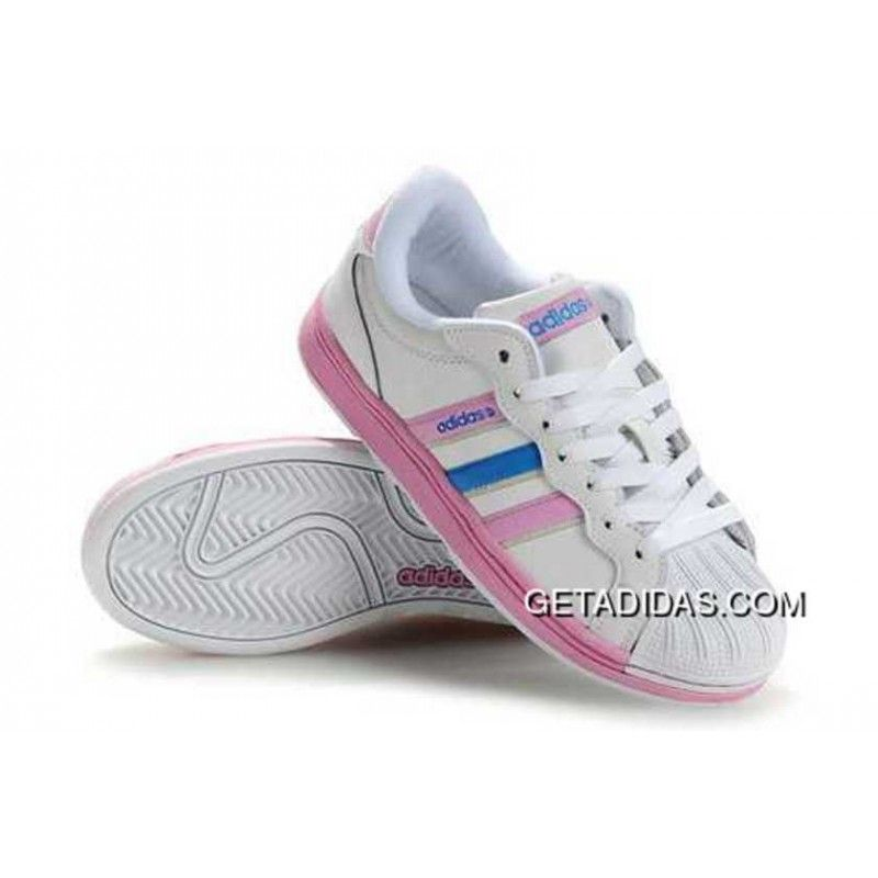 Adidas Superstar II White Pink Shoes Undoubtedly Selection Running Shoes  Best Quality High-quality Materials Womens TopDeals, Price: $76.00 - Adidas  Shoes ...