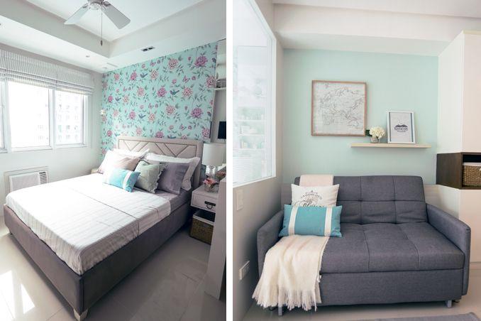 A 22sqm Studio Unit Reminiscent Of A Posh Hotel Room Condo