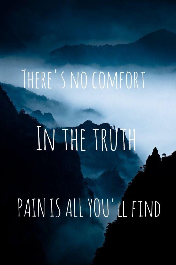 Lyric remedy seether lyrics : There's No Comfort In The Truth - Careless Whisper Lyrics | Life ...