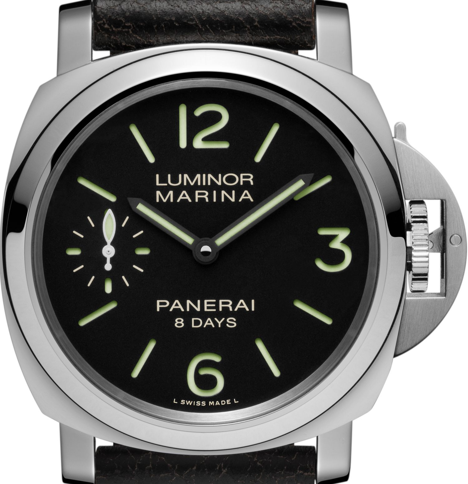 Introducing The Panerai PAM 510 Luminor Marina 8 Days With Caliber P.5000: A New In-House Guy For Under $8000 —
