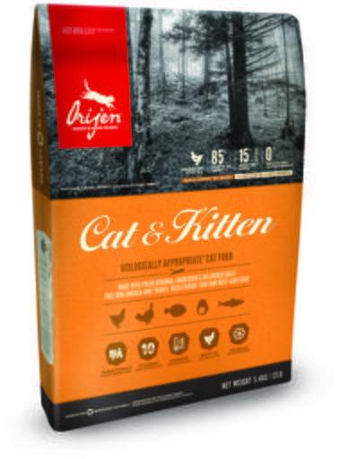 ORIJEN CAT & KITTEN, la marque canadienne enfin dans votre