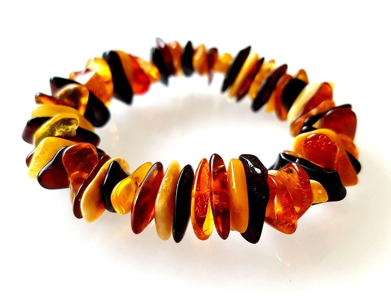 Baltic Amber Bracelet for Women.