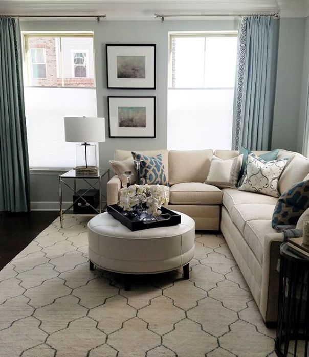 Benjamin Moore Colors For Your Living Room Decor: Quiet Moments By Benjamin Moore