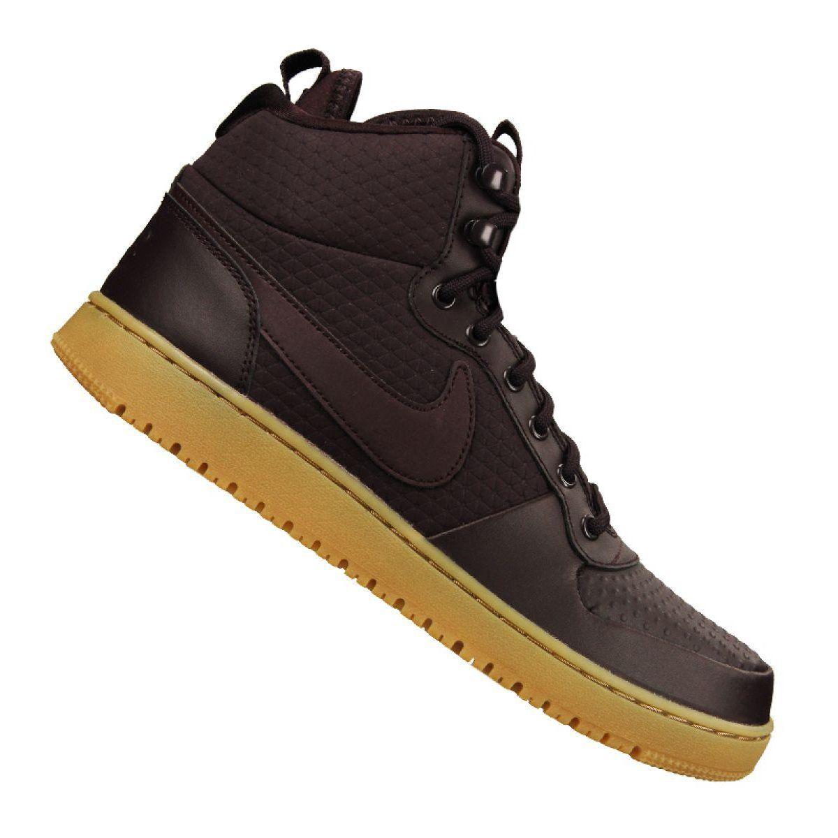 Sportowe Meskie Nike Czerwone Buty Nike Ebernon Mid Winter M Aq8754 600 Nike Mens Nike Shoes Shoes