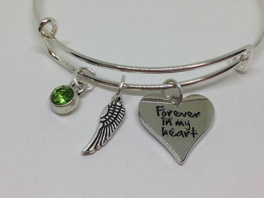 Pet Memorial Bracelet Dog Memorial Bracelet Alex Ani Inspired