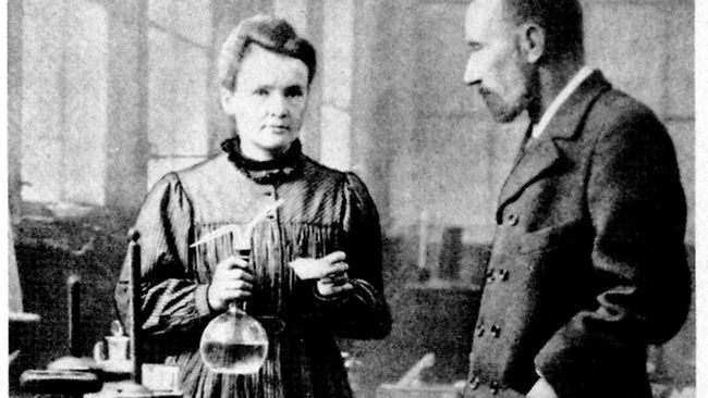 Marie and pierre curie biography