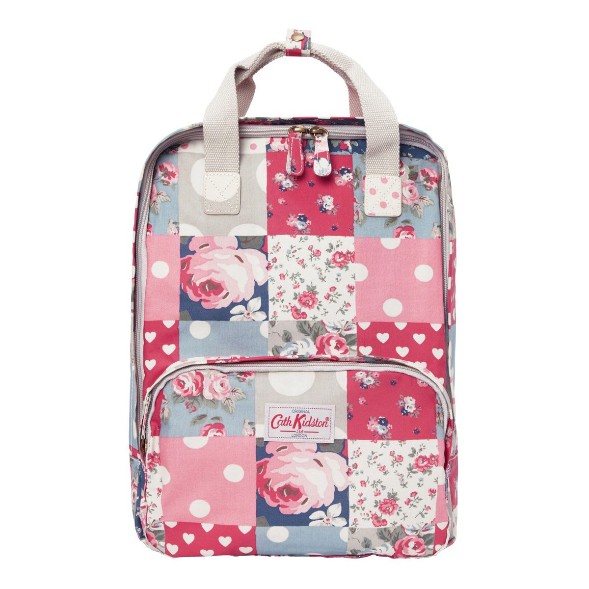 4a77f14a8b670 Patchwork Backpack | CathKidston Backpacks available in a variety of ...