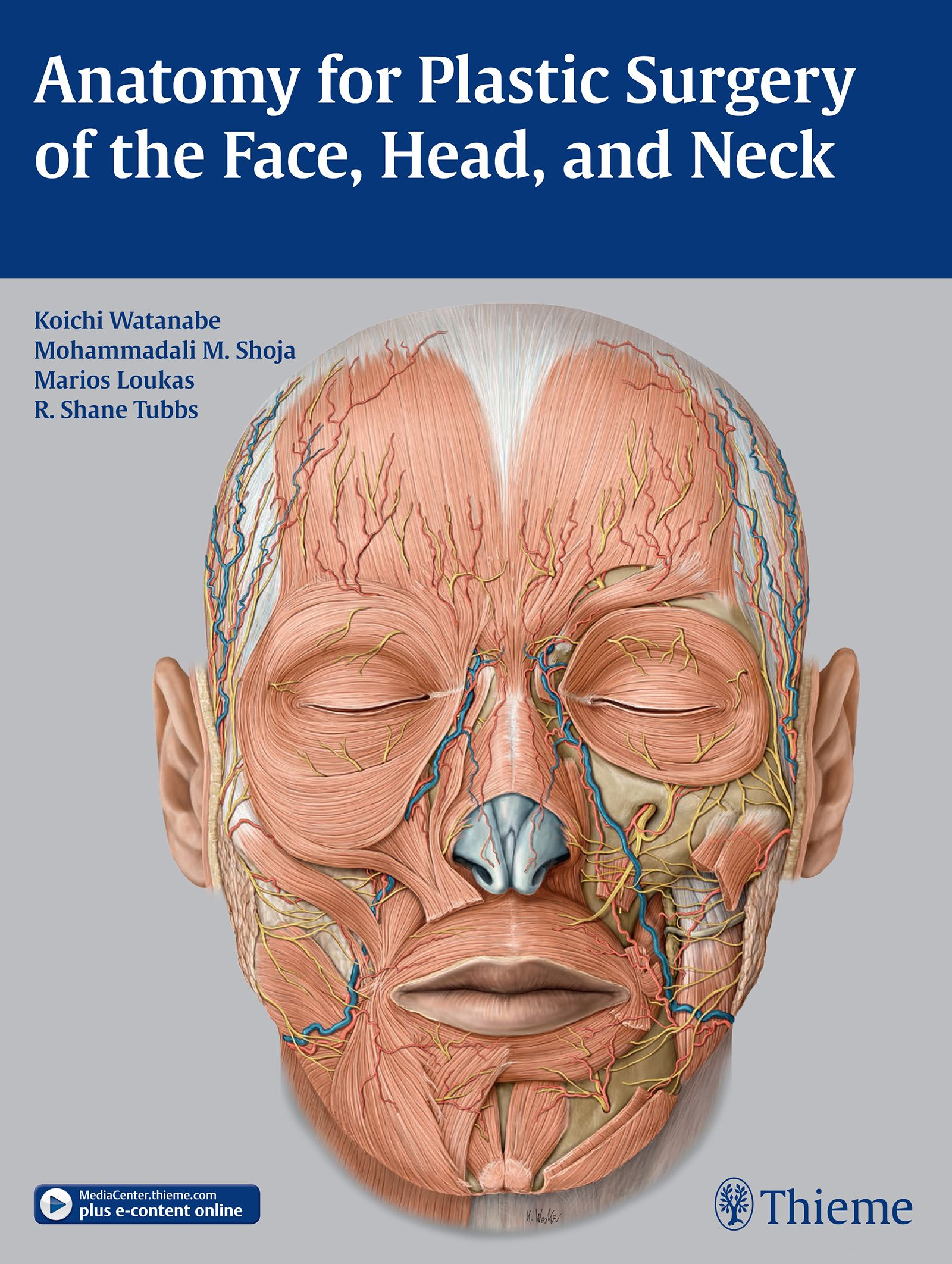 Anatomy for Plastic Surgery of the Face, Head, and Neck book ...