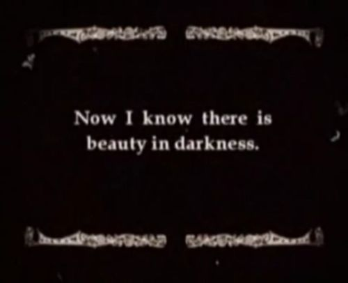 Now I know there is beauty in darkness | Life quotes | Dark quotes