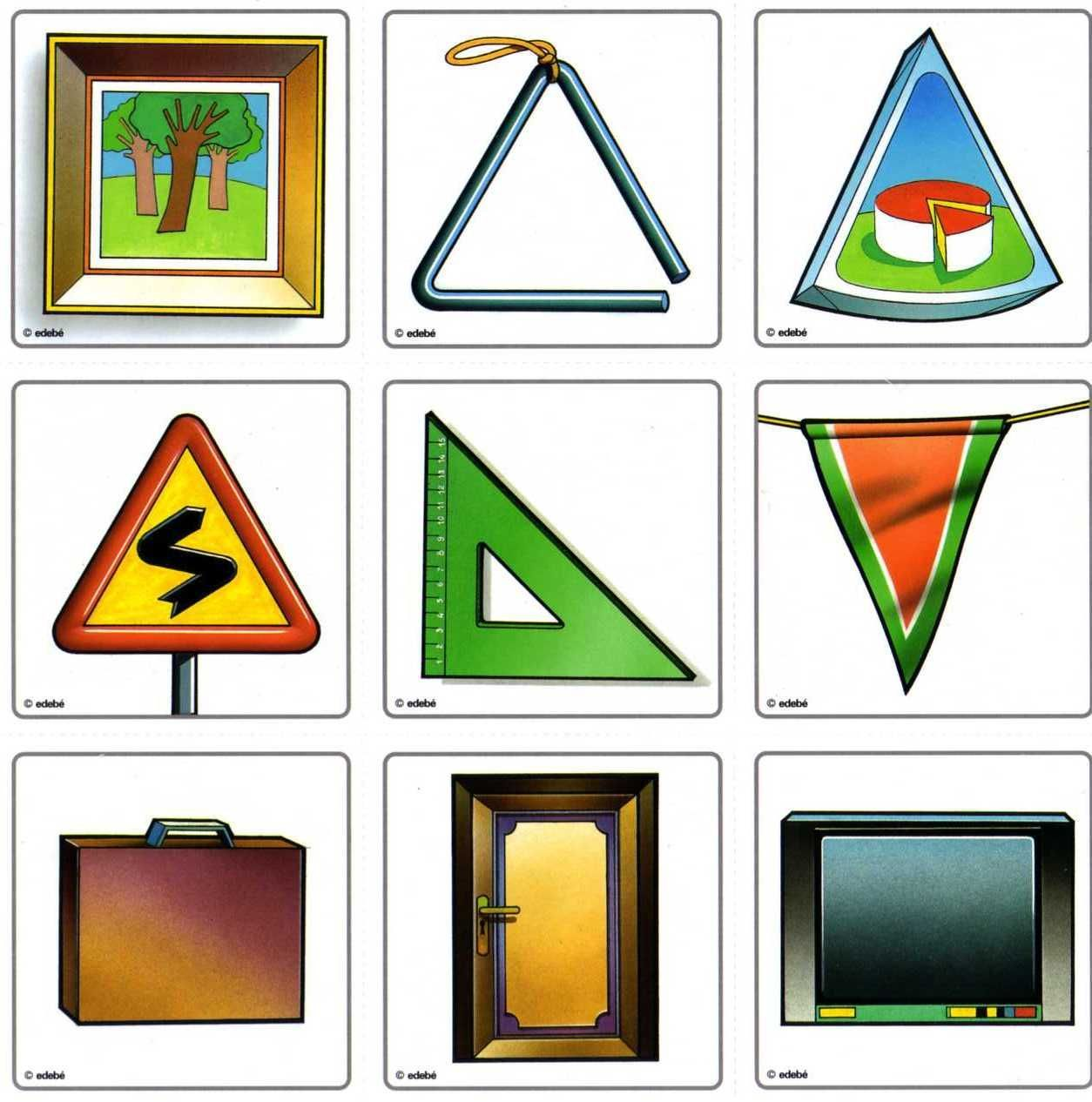 Integracion Visual 3 Constancia De La Forma El Sonido De La Hierba Al Cre Figuras Geometricas Para Preescolar Formas Preescolar Figuras Y Cuerpos Geometricos
