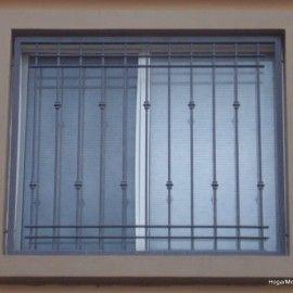 Foto de dise os rejas para ventanas modernas like home for Ventanas hacia el vecino argentina