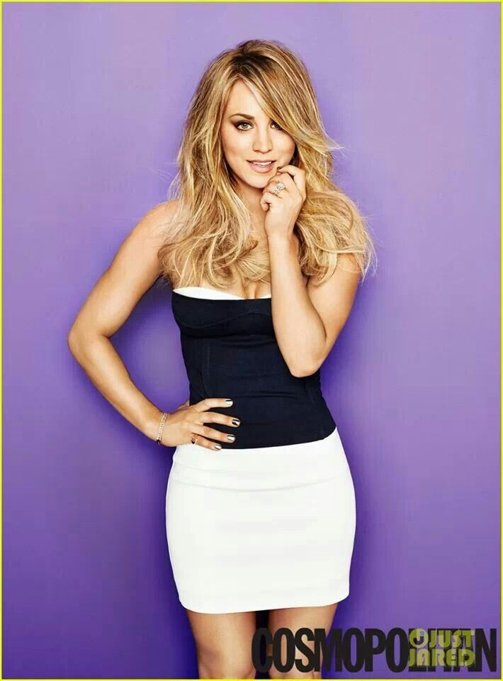 Kaley Cuoco Sweeting - Penny from The Big Bang Theory! HOT ...