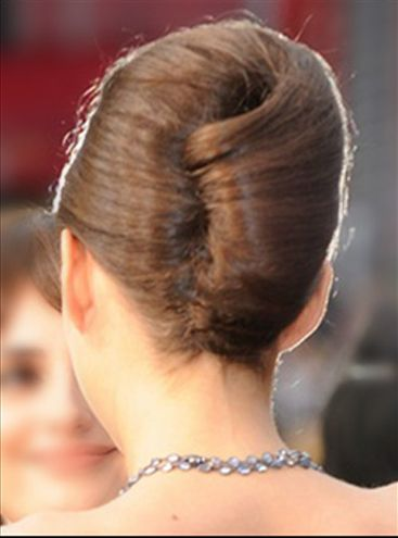 Marion Cotillard French Twist | French twist hair, French roll hairstyle, Long hair styles