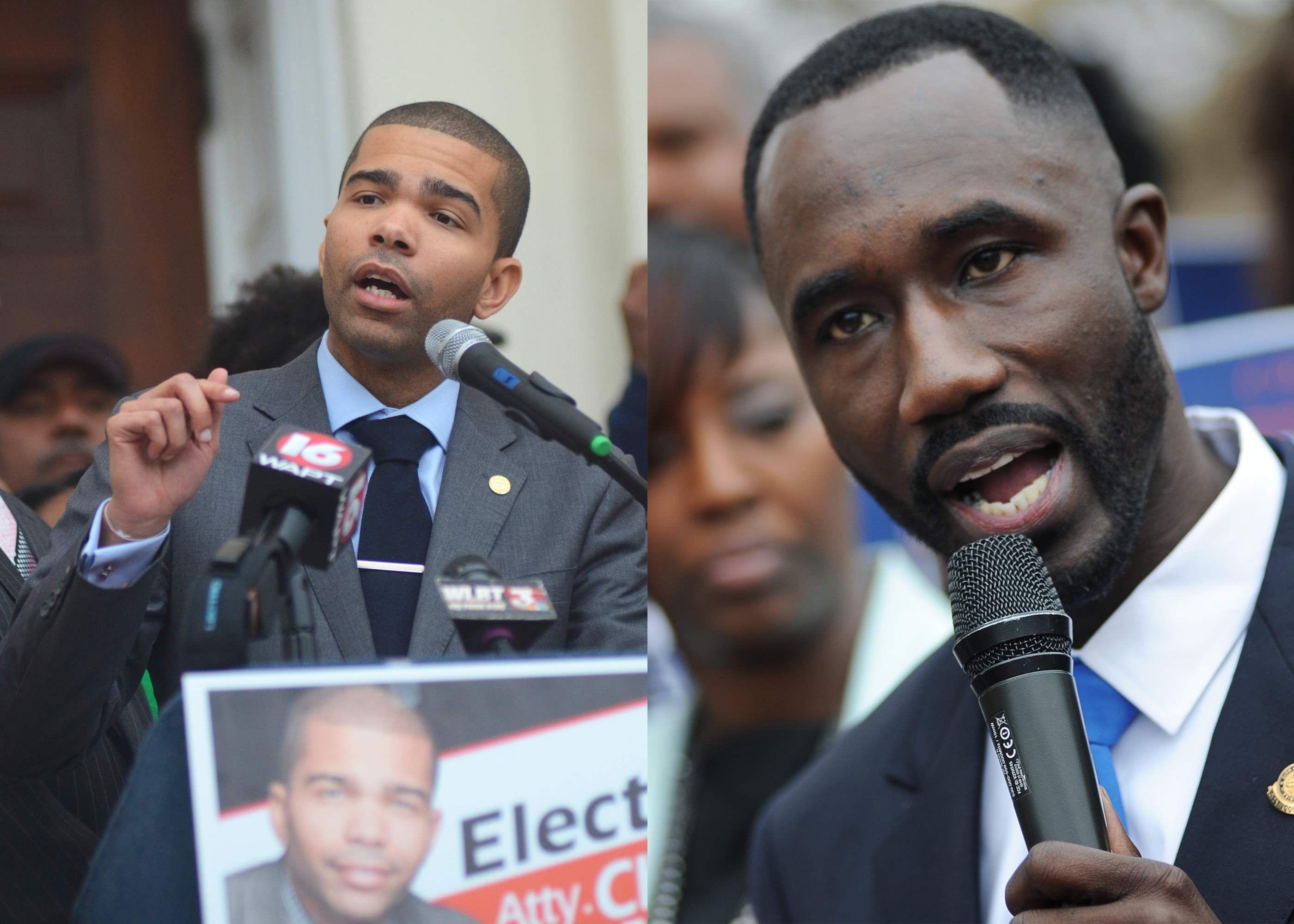 Poll Lumumba Yarber In Virtual Tie For Mayoral Race African American History American History African American
