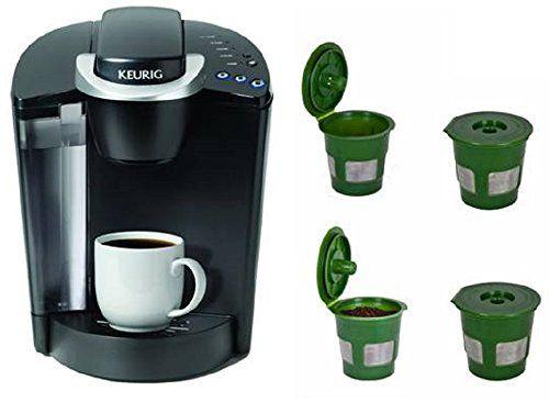Keurig Elite K40 Single Serve Coffeemaker Brewing System Black