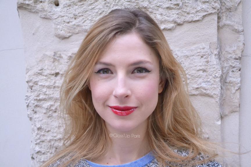 #DIY #Makeup by @glossupparis #eyeliner for #Valentinesday #glossup #paris #SaintValentin  > www.glossupparis.fr