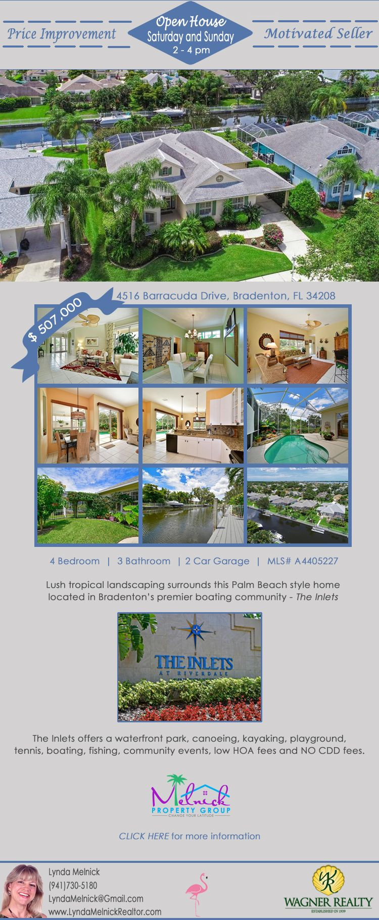 Open House this Saturday and Sunday, September 1st & 2nd