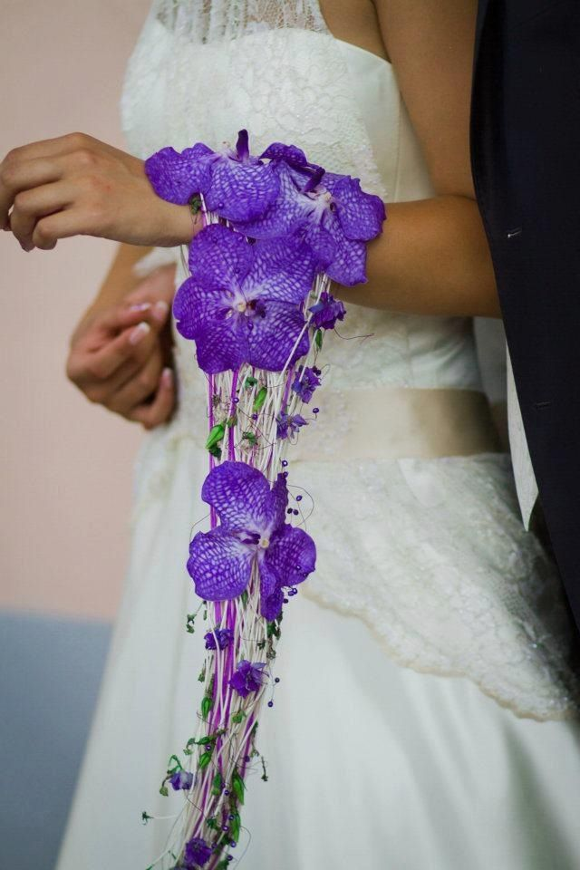 Unusual Wedding Bouquet Unique