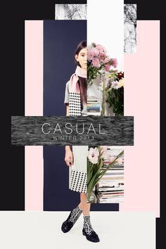 fashion collage posters graphic design - Google Search