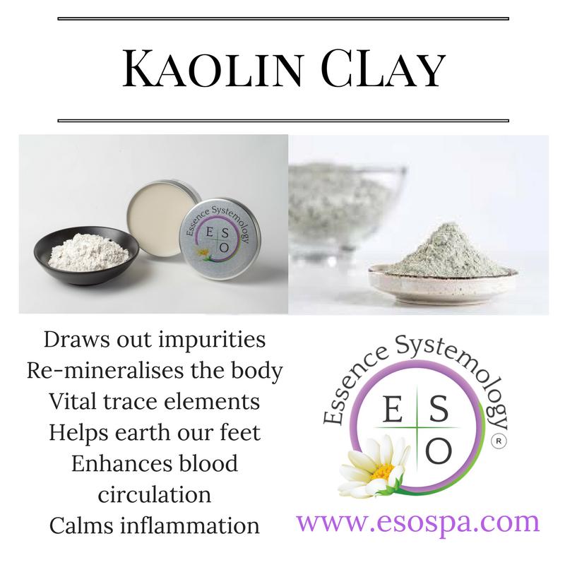 Benefits Of Kaolin Clay In Reflexology Kaolin Clay Benefits Kaolin Clay Homemade Face Care