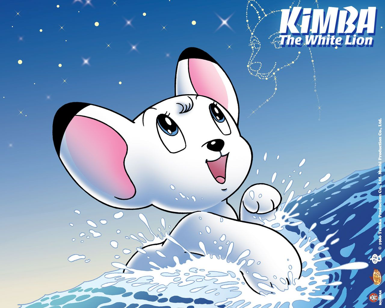 Image detail for Kimba the White Lion Wallpapers for free