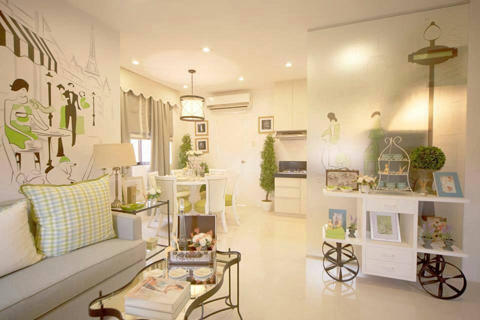 Carmela Model Dream House Camella Cozy Living Spaces House