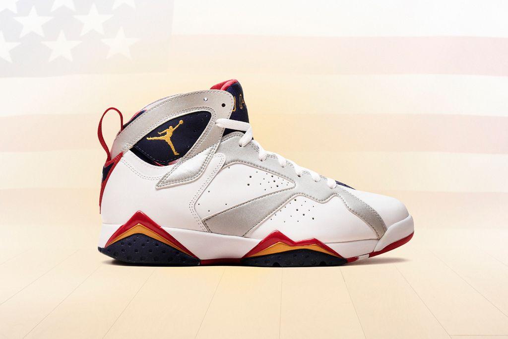 "competitive price 1faa9 5ced8 Air Jordan 7 ""Olympic"" Retro"