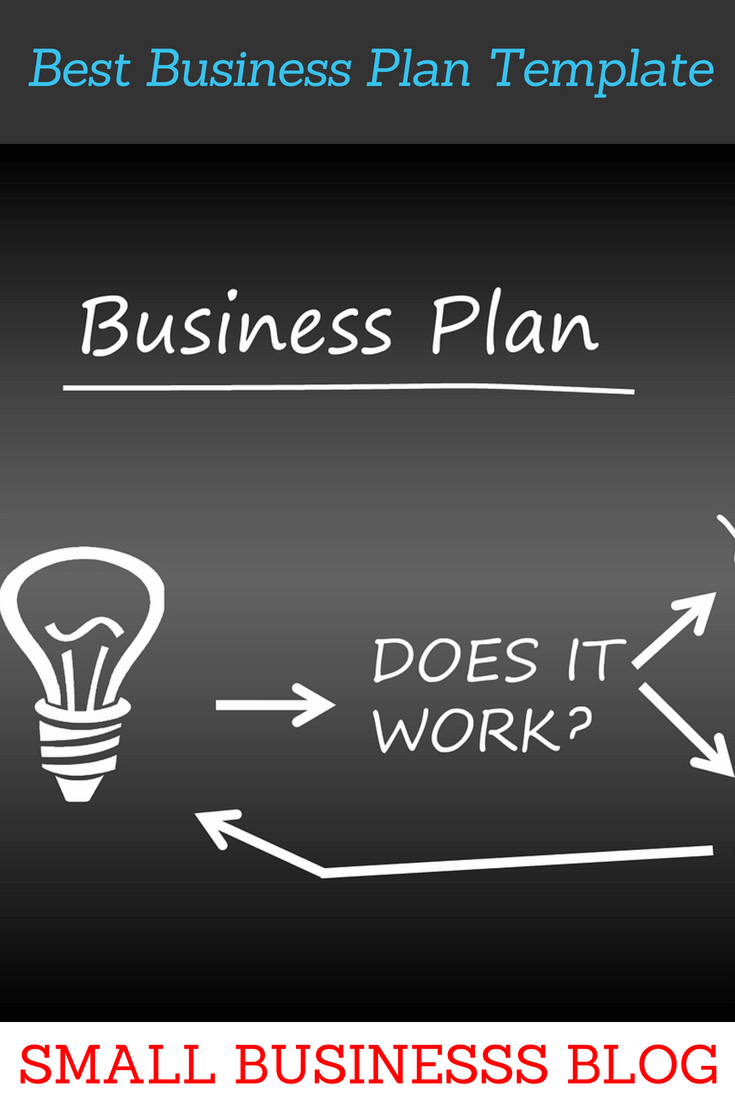 Best Sba Business Plan Template Business Planning And Consulting