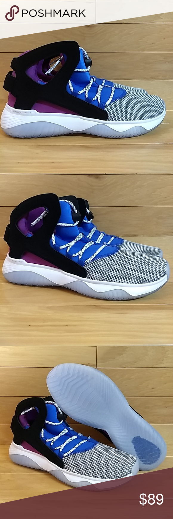 timeless design 63115 0397c Nike Air Flight Huarache Ultra Basketball Shoe Item  Nike Air Flight  Huarache Ultra Code