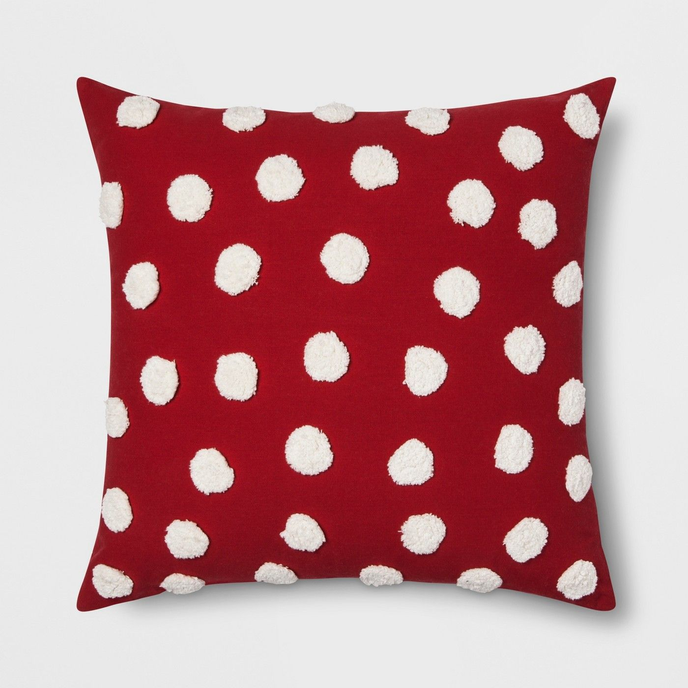 Best Target Christmas Decorations 2018 Red Throw Pillows