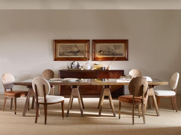 Keira Chairs Thomas OBrien Collection For Century Furniture Kitchen ChairsDining Room