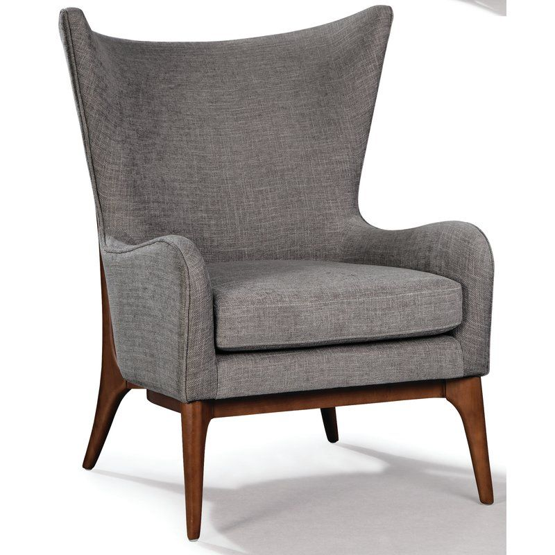 Corrigan Studio Janell Wingback Chair Wayfair With Images