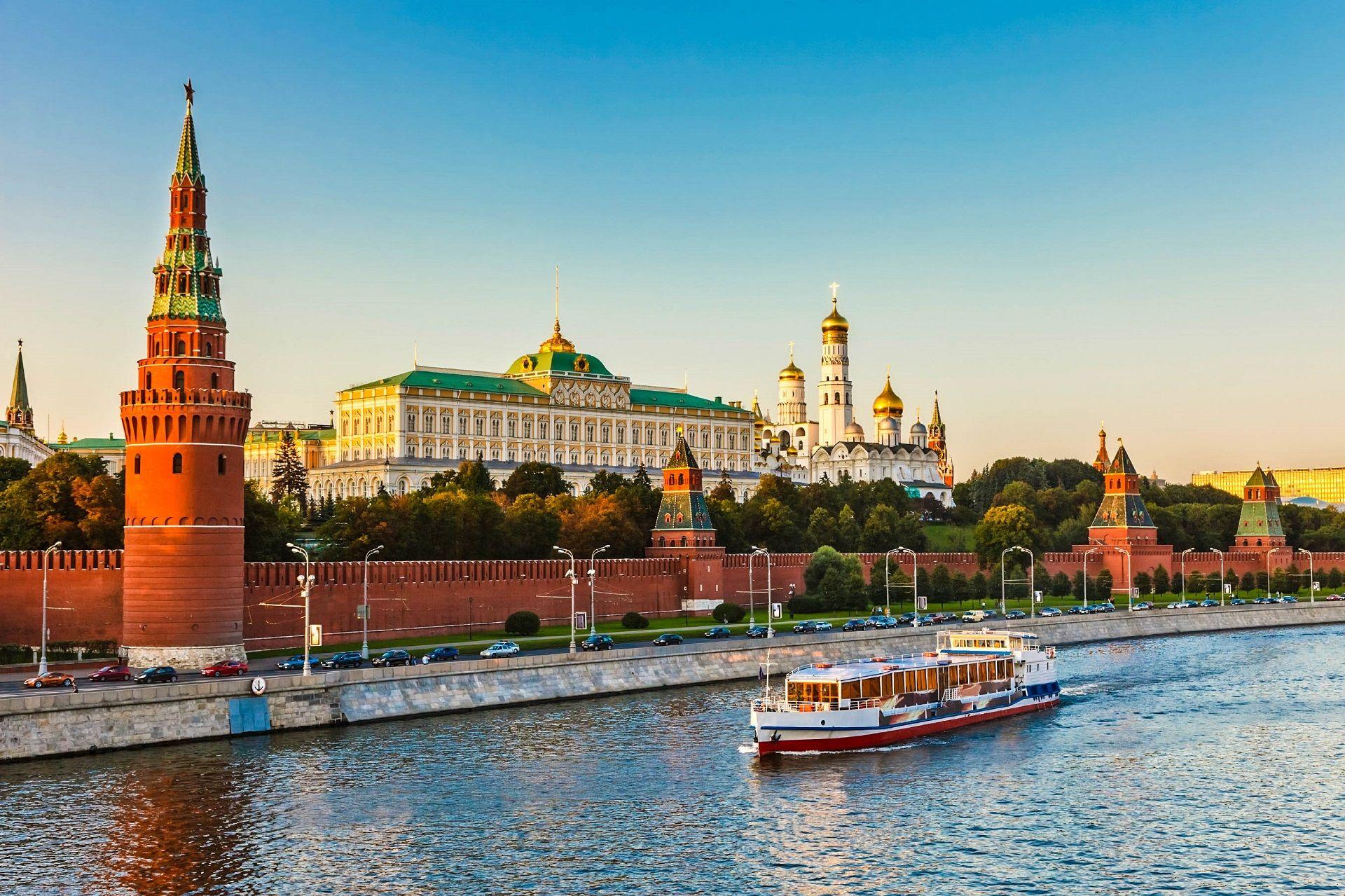 russische hauptstadt