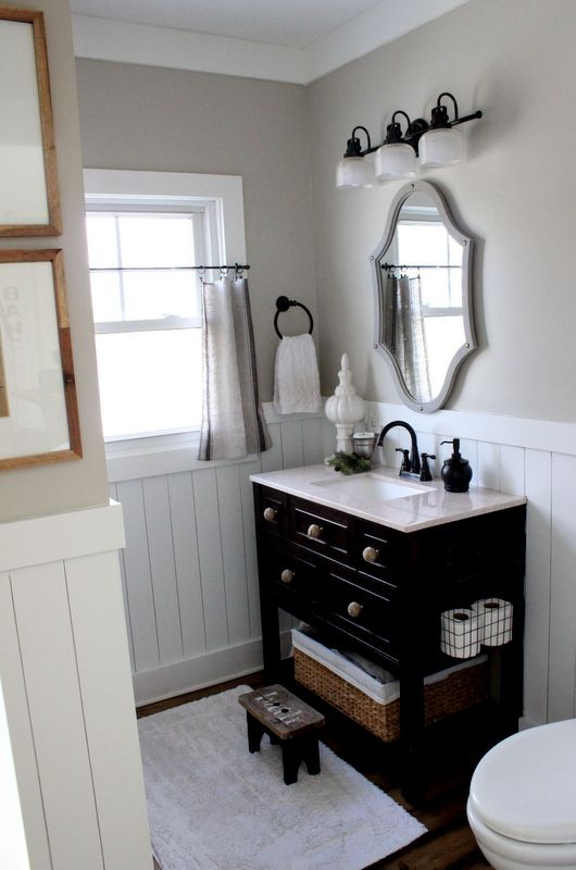 A BATHROOM REFRESH | Proverbs 31 Girl