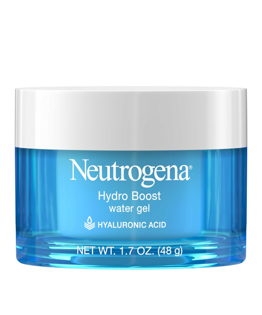 Hydro Boost Water Gel Oil Free Face Moisturizer Neutrogena Water Gel Moisturizer Gel Moisturizer Hydrating Face Cream