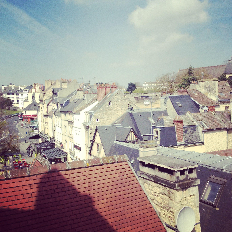 Vaugueux CAEN Roof Time