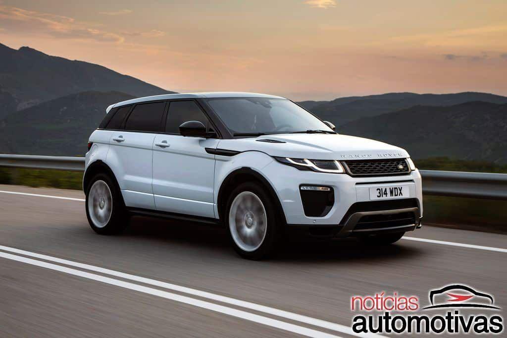 Range Rover Evoque 2020 fotos, preço, consumo (e detalhes