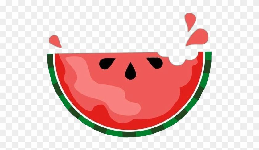 Find Hd Splash Watermelon Fruit Food Summer Png Stickers Cute Watermelon Clipart Png Transparent Png Watermelon Clipart Cute Watermelon Cute Stickers